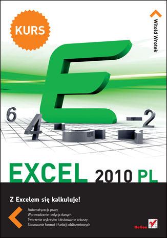 Excel 2010 PL. Kurs
