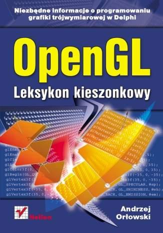 OpenGL. Leksykon kieszonkowy
