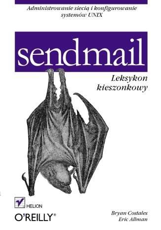 sendmail. Leksykon kieszonkowy