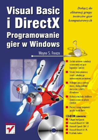 Visual Basic i DirectX. Programowanie gier w Windows