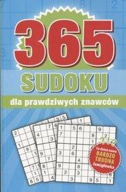 365 Sudoku dla prawdziwych znawców