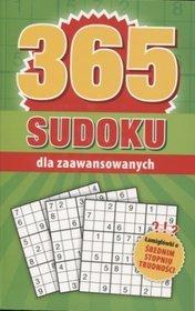 365 Sudoku dla zaawansowanych