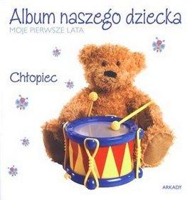Album naszego dziecka Chłopiec