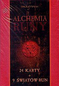 Alchemia Runy (24 karty + 9 światów run gratis)
