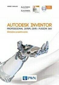 Autodesk Inventor Professional 2015pl. 2015. Fusion. Fusion 360 +CD