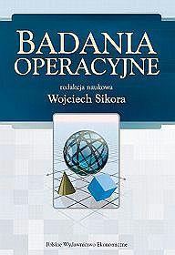 Badania operacyjne - Wojciech Sikora