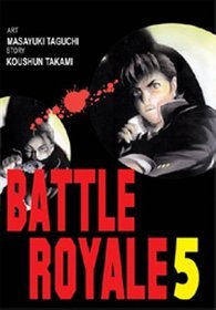 Battle Royale - tom 5
