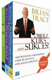 Brian Tracy Obierz kurs na sukces! Pakiet