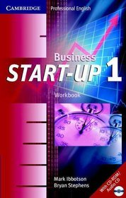 Business start-up 1 workbook z płytą CD