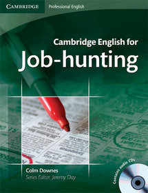 Cambridge English for Job-hunting Book with 2 Audio CDs