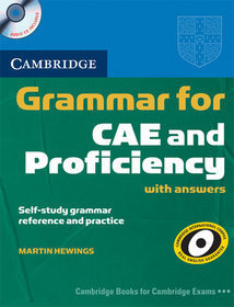 Cambridge Grammar for CAE and CPE with 2 Audio CDs