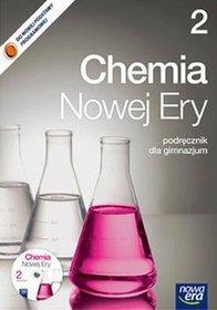 Chemia. Chemia Nowej Ery. Klasa 2. Podręcznik (+CD) - gimnazjum