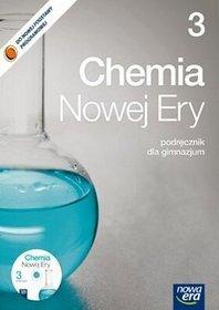 Chemia. Chemia Nowej Ery. Klasa 3. Podręcznik (+CD) - gimnazjum