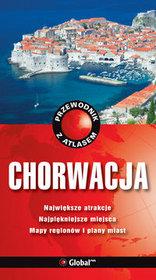Chorwacja. Przewodnik z atlasem