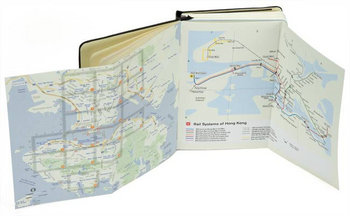 City Notebook Hong Kong Moleskine