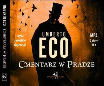 AUDIOBOOK Cmentarz w Pradze