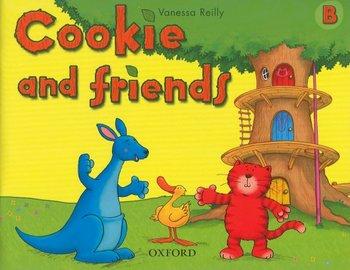 Cookie And Friends B. Język angielski. Podręcznik - edukacja przedszkolna