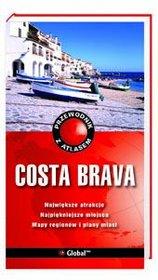 Costa Brava. Przewodnik z atlasem