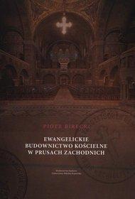 EBOOK Ewangelickie budownictwo kościelne w Prusach Zachodnich
