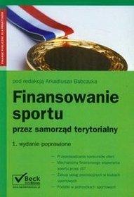 Finansowanie sportu przez samorząd terytorialny -