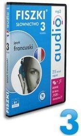 Fiszki audio. Język francuski - Słownictwo 1