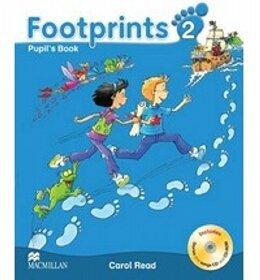 Footprints 2 PB z 2CD (Macmillan)