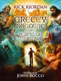 Greccy bogowie według Percy'ego Jacksona