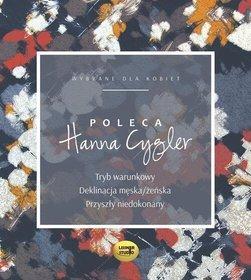AUDIOBOOK Hanna Cygler poleca