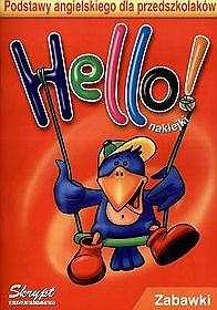 Hello. Podstawy angielskiego dla przedszkolaków. Zabawki