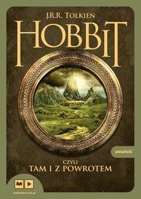 Hobbit, czyli tam i z powrotem - książka audio na CD (format mp3)