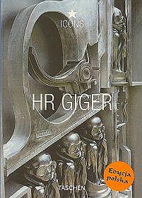 Hr Giger. Wersja trójjęzyczna