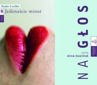Jedenaście minut - książka audio CD (format MP3)