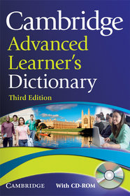 Język angielski. Cambridge Advanced Learner's Dictionary, 3rd ed. with CD-ROM