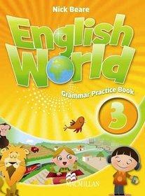 Język angielski. English World 3. Grammar Practice Book. Klasa 1-3. Materiały pomocnicze - szkoła podstawowa
