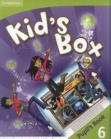 Język angielski. Kid's Box 6 .Klasa 4-6. Podręcznik - szkoła podstawowa
