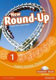 Język angielski. New Round Up 1. Klasa 4-6. Podręcznik (+CD) - szkoła podstawowa