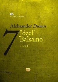 Józef Balsamo. Tom 2 - audiobook (CD MP3)