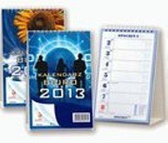 Kalendarz 2013. Kalendarz biurkowy