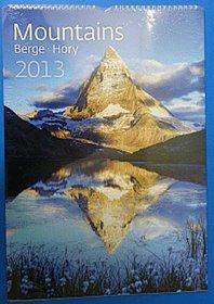 Kalendarz ścienny 2013. Góry