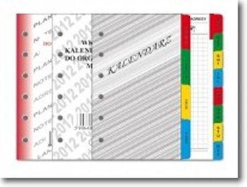 Kalendarz 2013. Wkład kalendarzowy do organizera