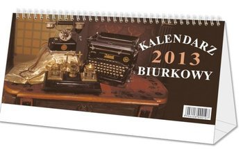 Kalendarz 2014. Kalendarz biurkowy