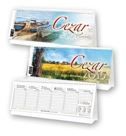 Kalendarz 2015. Kalendarz biurowy. BF1 Cezar