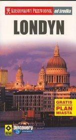 Londyn Kieszonkowy przewodnik Od środka