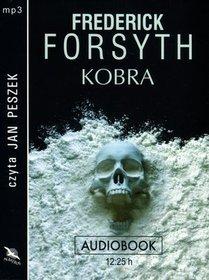 Kobra - audiobook (CD MP3)