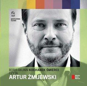 Kochanek śmierci. Czyta Artur Żmijewski - książka audio na CD (format MP3)