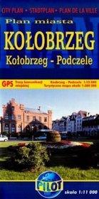 Kołobrzeg - plan miasta