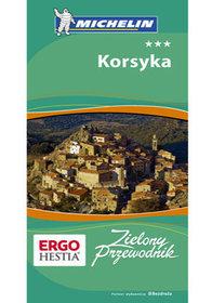 Korsyka. Zielony przewodnik -