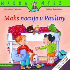 Maks nocuje u Pauliny