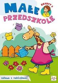Małe przedszkole zeszyt 2 - Bator Agnieszka