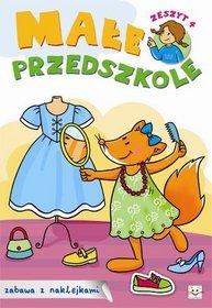 Małe przedszkole zeszyt 4